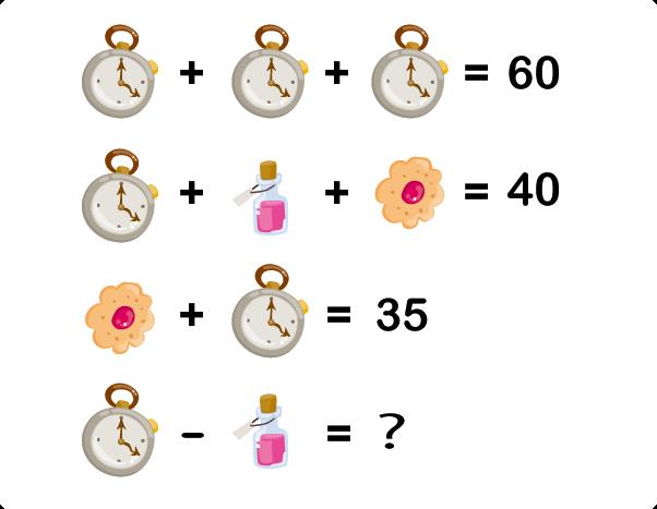 計算クイズ
